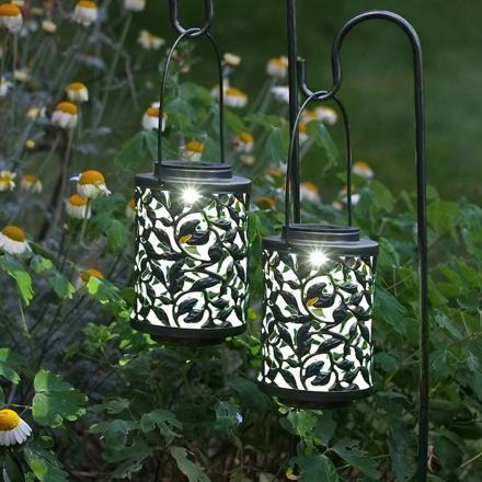 lampe solaire decorative extérieure