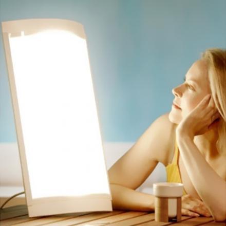 lampe soleil luminothérapie