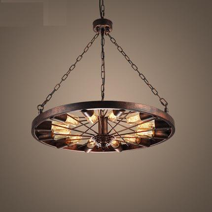 lampe suspendue antique
