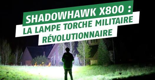 lampe torche puissante militaire