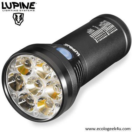 lampe torche ultra puissante rechargeable