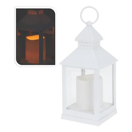 lanterne bougie led