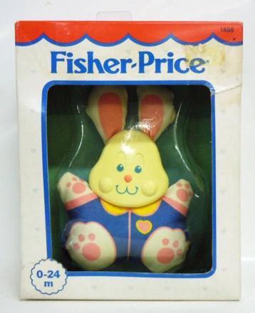 lapin fisher price