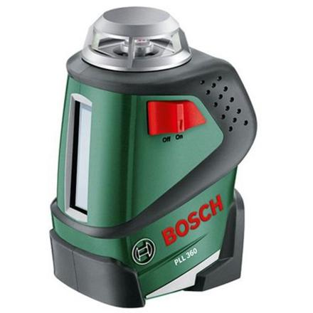 laser niveau bosch