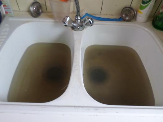 lavabo bouché que faire