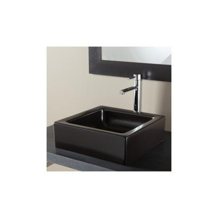 lavabo noir