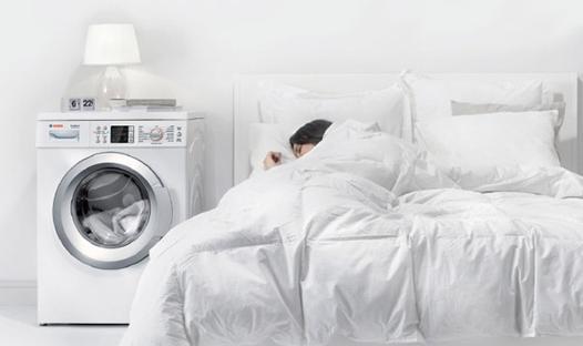 lave linge le plus silencieux