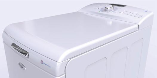 lave linge top silencieux