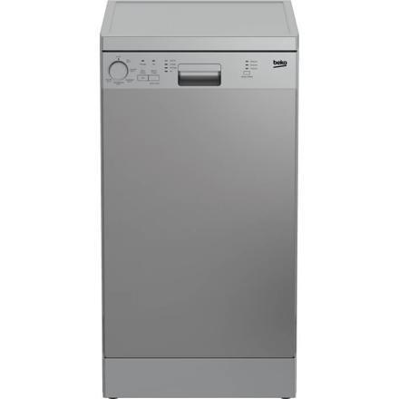 lave vaisselle gris 45 cm