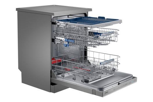 lave vaisselle inox avec tiroir a couvert