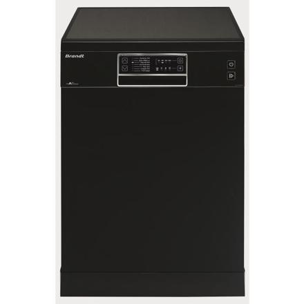 lave vaisselle noir brillant