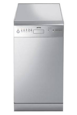 lave vaisselle smeg inox