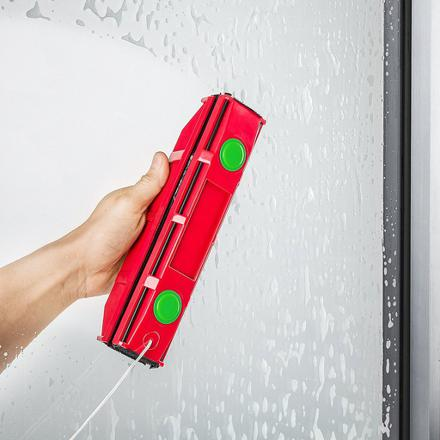 lave vitre magnetique
