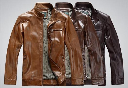 laver veste simili cuir en machine