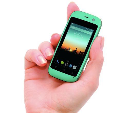 le plus petit smartphone du monde