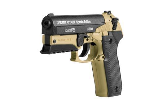 le plus puissant pistolet