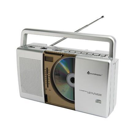 lecteur cd et radio