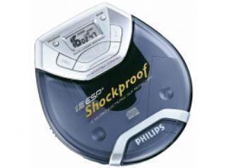 lecteur cd philips portable