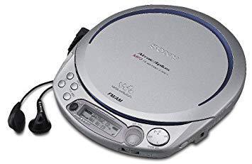 lecteur cd sony portable