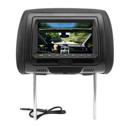 lecteur dvd appui tête de voiture