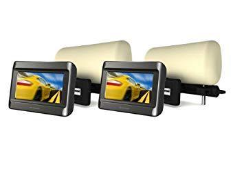 lecteur dvd double voiture