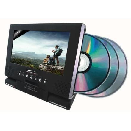 lecteur dvd voiture usb