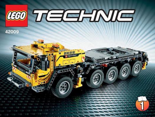 lego technic notice
