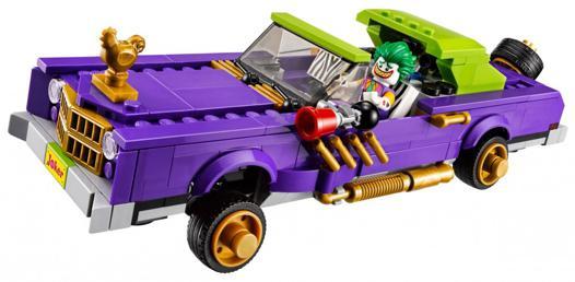 lego voiture joker