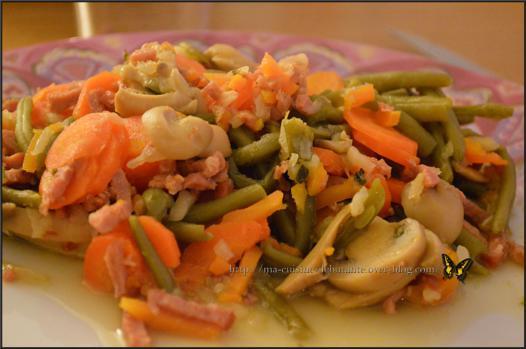 legumes au cookeo