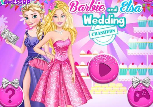 les jeu de barbie