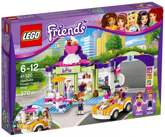 les legos friends