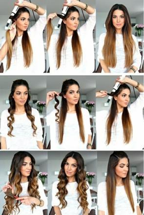 lisseur cheveux frisés