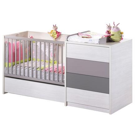 lit bébé combiné table à langer
