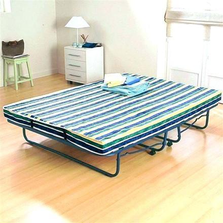 lit d'appoint deux places