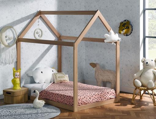 lit enfant cabane