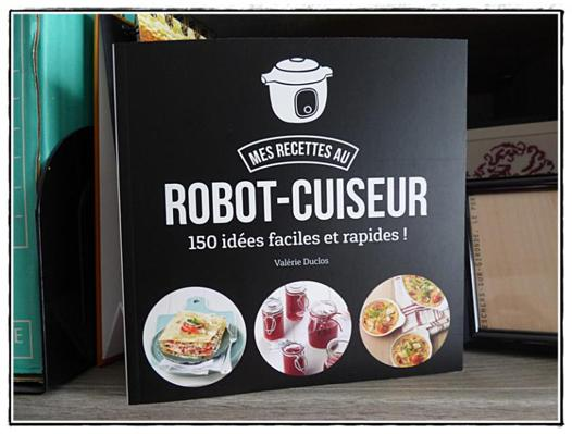 livre de cuisine pour cookeo