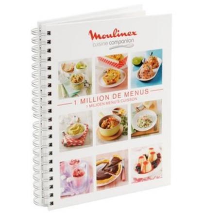 livre de recettes cookeo moulinex