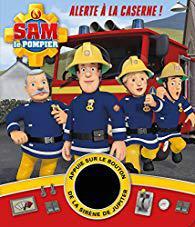 livre de sam le pompier