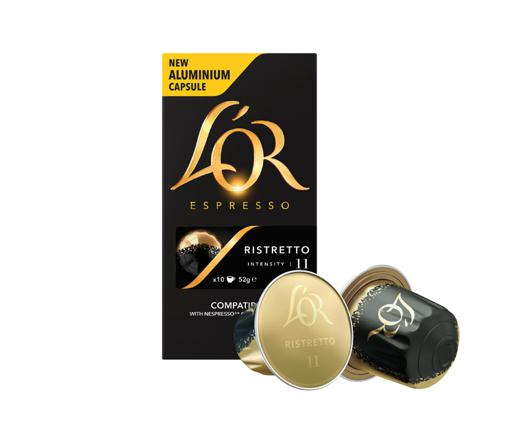 l'or capsules