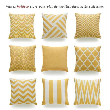 lot coussin