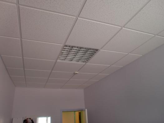 lumiere plafond suspendu