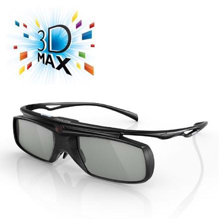 lunette 3d active philips