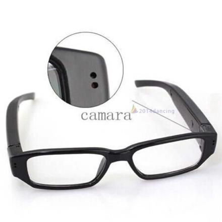lunette caméra espion
