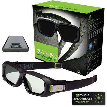 lunettes nvidia 3d vision 2