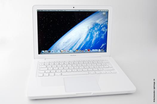 mac unibody blanc