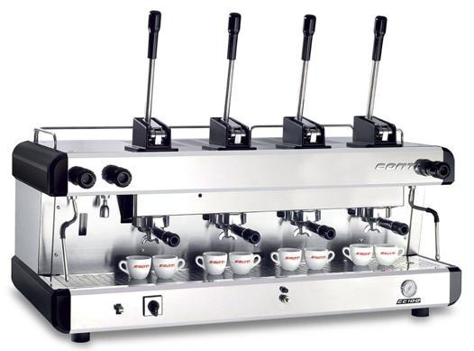 machine à café traditionnelle