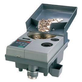 machine a compter les pièces