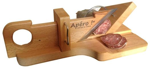 machine à couper le saucisson