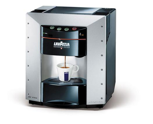 machine café lavazza