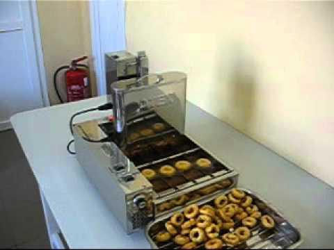 machine donuts professionnel